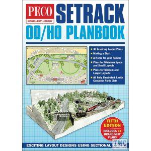 STP-OO Setrack OO Gauge Planbook Peco