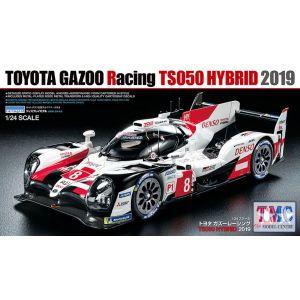 TA25421 Tamiya 1/24 Scale Cars Toyota Gazoo TS050 Hybrid 2019