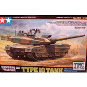 TA32588 Tamiya 1/48 Scale Military 1/48 JGSDF Type 10 Tank