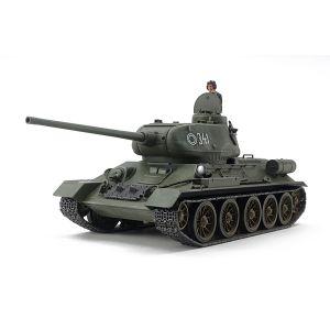 TA32599 Tamiya 1/48 Scale Military 1/48 T-34-85 RUSSIAN MEDIUM TANK