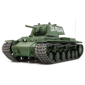 56028 Tamiya 1/16 Scale R/C Russian KV-1 with full options
