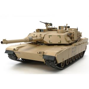 56041 Tamiya 1/16 Scale RC M1A2 ABRAMS WITH OPTION KIT