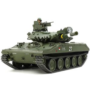 56043 Tamiya 1/16 Scale US Airborne Tank M551 Sheridan w Option