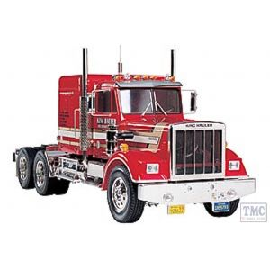 56301 Tamiya 1/14 Scale RC Truck King Hauler