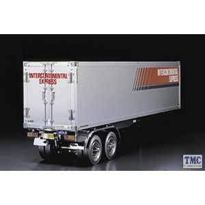 56302 Tamiya 1/14 Scale SEMI-TRAILER FOR T.TRUCK