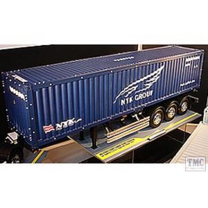 56330 Tamiya 1/14 Scale NYK 40' Container Semi Trailer