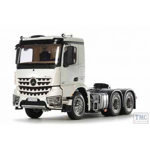 56352 Tamiya 1/14 Scale Mercedes Arocs 3363 6x4 Classic Space