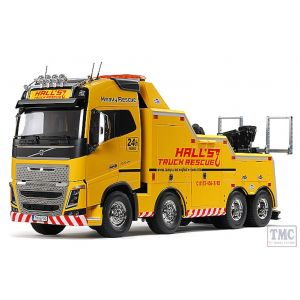 56362 Tamiya 1/14 Scale 1/14 VOLVO FH-16 8X4 TOW TRUCK