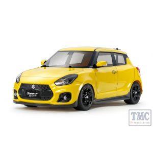 58679 Tamiya 1/10 R/C Suzuki Swift sport (M-05)
