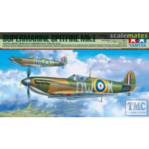 61119 Tamiya 1/48 Spitfire MK I 1/48 AIRCRAFT