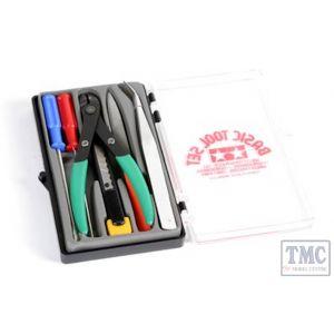 TA74016 Tamiya Tamiya Basic Tool set