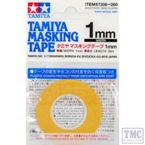 TA87206 Tamiya Masking Tape 1mm