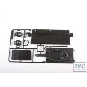 TA9000249 Tamiya H PARTS 58498 BLACKFOOT III