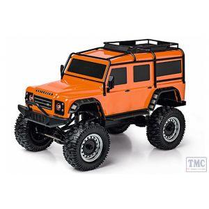 C404171 Carson RC 1:8 Land Rover Defender 100% RTR orange