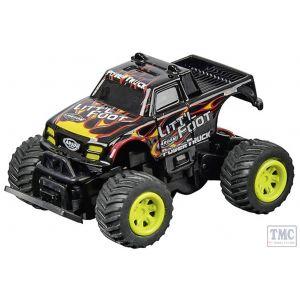 C404184 Carson RC 1:60 Nano Racer Little Foot MHz 100%RTR