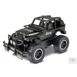 C404226 Carson RC 1:12 Jeep Wrangl.2.4G 100%RTR matt black