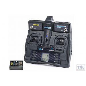 C500085 Carson RC REFLEX STICK 4 CH PRO LCD