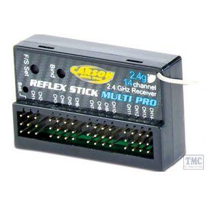 C501540 Carson RC Receiver Reflex 14 Channel 2.4ghz