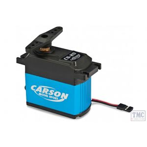 C502034 Carson RC Servo CS-20 - 20Kg / JR-Connector Metal Gear