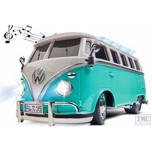 C907324 Carson RC 1:14 VW T1 Samba Bus 100% RTR turquoise