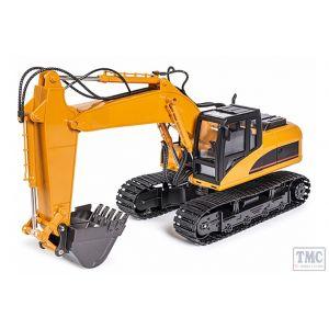 C907332 Carson RC 1:16 Excavator 15CH 2.4G RTR