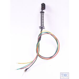 TMC OO Gauge 2-Aspect Colour Light Signal with Ladder (6v-12v DC)