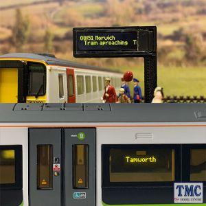 TTSD2 Train Tech HO/OO Scale Smart Screen - Twin Pack