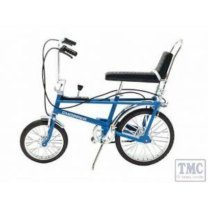 TW41601 1:12 Scale Chopper Mk 1 Bicycle - blue Toyway