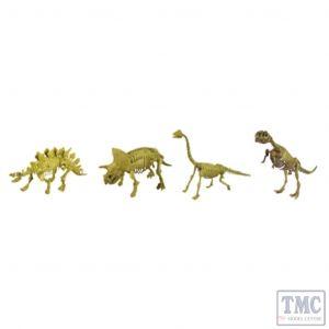 TW49750 Toyway  Mini Dino Skeleton Assortment (Pack Qty 24)