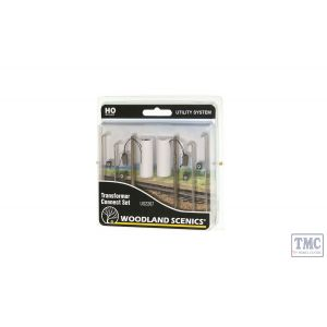US2267 Woodland Scenics OO/HO Scale Transformer Connect Set