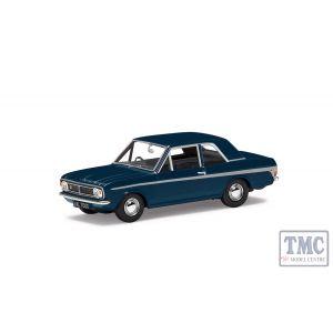 VA04120 Corgi 1:43 Scale Ford Cortina Mk2 Lotus, Anchor Blue