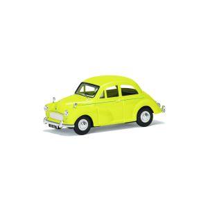 VA05808 Corgi 1:43 Scale Morris Minor 1000 - Highway Yellow - Corgi 60th model