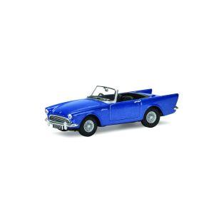 VA07007 Corgi 1:43 Scale Sunbeam Alpine Series 2 - Quartz Blue Metallic