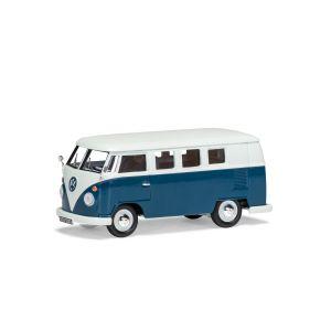 VA08102 Corgi 1:43 Scale VW Type 2 Campervan Cumulus White & Sea Blue