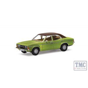 VA10319 Corgi 1:43 Scale Ford Cortina Mk3 GXL Onyx Green