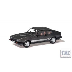 VA10820 Corgi 1:43 Scale Ford Capri Mk3 3 S Graphite Grey
