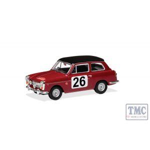 VA11209 Corgi 1:43 Scale A40 Farina Mk1 'Alf', 1960 Monte Carlo Rally, Winner: Coupe des Dames, Pat Moss & Ann Wisdom.