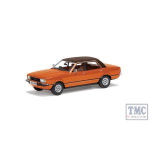 VA11915 Corgi 1:43 Scale Ford Cortina Mk4 Orange