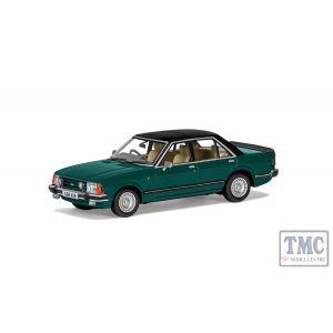 VA12415 Corgi 1:43 Scale Ford Granada Mk2 2 8 i Ghia Apollo Green