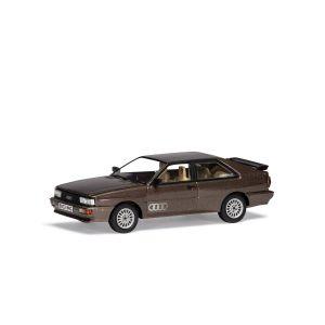 VA12906 Corgi 1:43 Scale Audi Quattro - Sable Brown Metallic