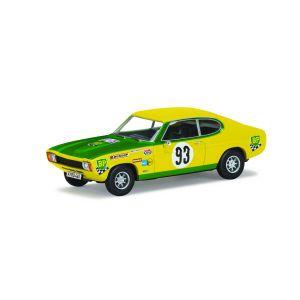 VA13312 Corgi 1:43 Scale Ford Capri 2300GT Mk1 - 1969 Tour de France