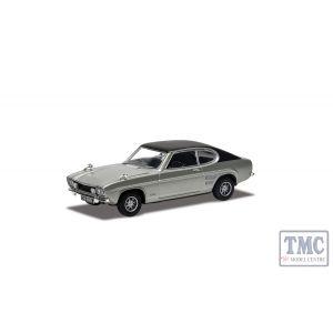 VA13313 Corgi 1:43 Scale Ford Capri Mk1 3000E Silver Fox