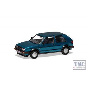 VA13606 Corgi 1:43 Scale VW Golf Mk2 GTI 16V Monza Blue