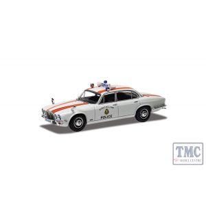 VA13905 Corgi 1:43 Scale Jaguar XJ6 Series 2 4p2Litre Strathclyde Police