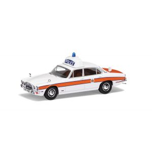 VA13904 Corgi 1:43 Scale Jaguar XJ6 (Series 2) 4.2 - Thames Valley Police