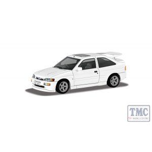 VA14800 Corgi 1:43 Scale Ford Escort RS Cosworth - Diamond White