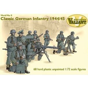 Valiant Miniatures No. VM001 1:72 British Tommies 1944/45 (Pre owned)