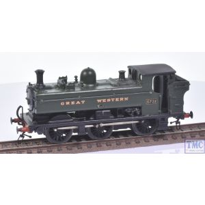 West Coast OO Gauge GWR 57xx Pannier 0-6-0PT no.5731 GREAT WESTERN Green (Hand Built)(Pre-owned)