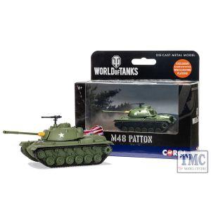 WT91201 Corgi World of Tanks - M48 Patton Tank