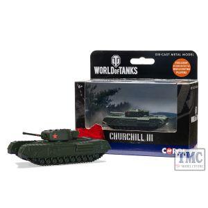WT91204 Corgi World of Tanks - Churchill Mk.III